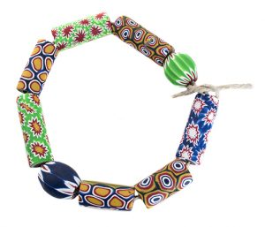 African Trade Beads workshop with Corliss Rose